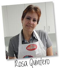 Rosa Quintero - Club de Repostería